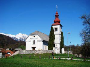 Cerkev sv. Ozbolta Spodnje Gorje